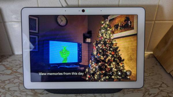 Google Nest Hub opzioni cornice digitale (1)