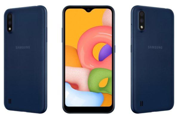 Samsung Galaxy-A01