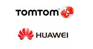 Huawei e TomTom contro Google Maps