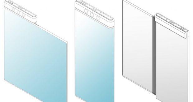 LG brevetto smartphone flessibile (2)