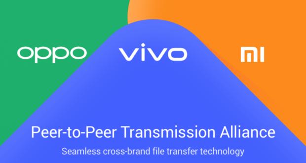 OPPO Vivo Xiaomi alleanza