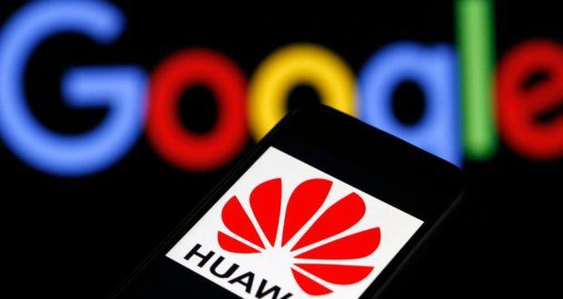 Huawei no Google Mobile Services 16 maggio 2019