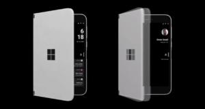 Microsoft Surface Duo funzione Peek