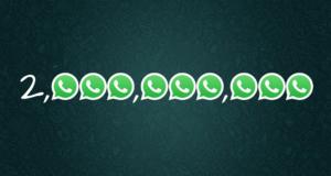 WhatsApp 2 miliardi utenti