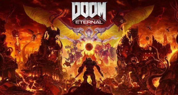 Doom Eternal Google Stadia