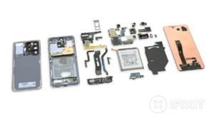 Samsung Galaxy S20 Ultra 5G teardown iFixit