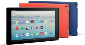 Fire Tablet FireOS 6
