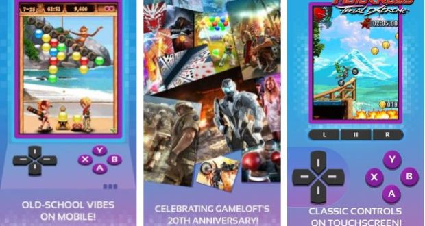 Gameloft Classics 20 Years