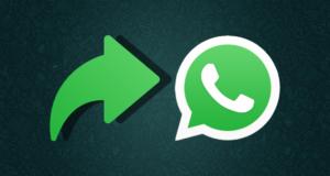 WhatsApp limite inoltro messaggi