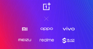 Peer-to-Peer Transmission Alliance OnePlus, Black Shark, Realme e Meizu
