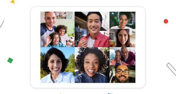 Google Duo videochat gruppo