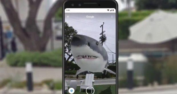 Ricerca Google 3D