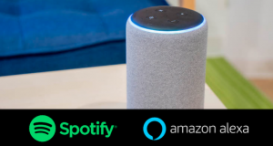 Spotify Amazon Echo Alexa