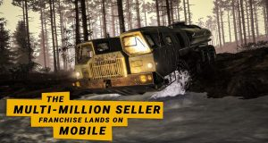 MudRunner Play Store Android