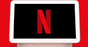 Netflix su Google Nest Hub