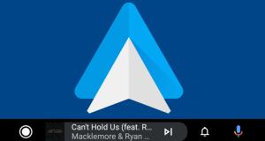 Android Auto nuove animazioni