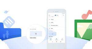 Files di Google Cartella Sicura PIN
