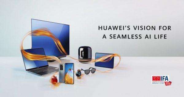 Huawei IFA 2020 annuncio