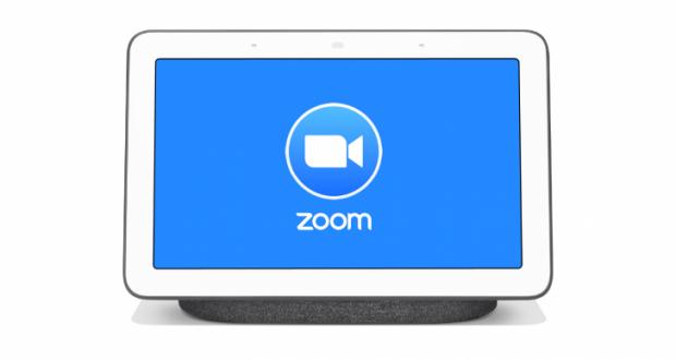 Zoom disponibile smart display