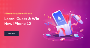 iPhone 12 gratis Wondershare MobileTrans