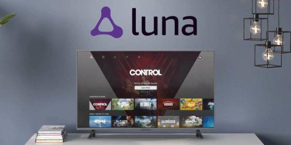 Amazon Luna game strreaming
