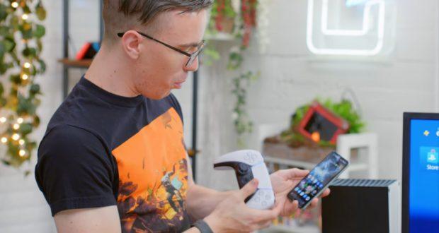 DualSense PS5 su Android