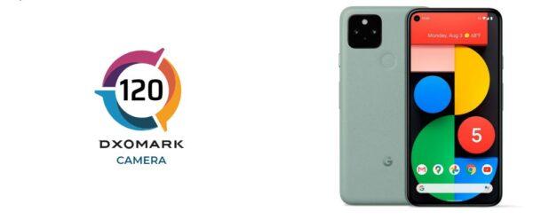 Google Pixel 5 DxOMark (1)
