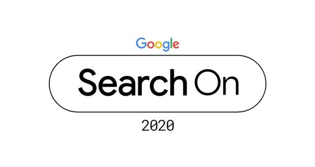 Google Search On 2020 evento