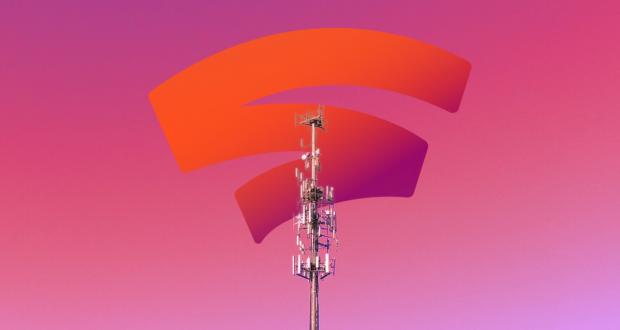 Google Stadia 4G e 5G