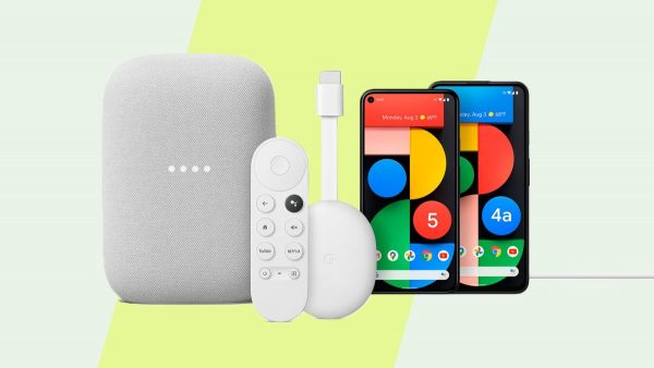 Google presenta Pixel 4a 5G, Pixel 5, Chromecast con Google TV e Nest Audio