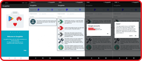 Googlefier guida 5 passaggi