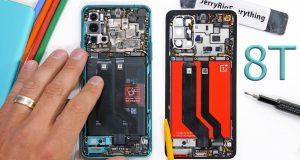OnePlus 8T teardown
