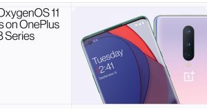 OxygenOS 11 Android 11 OnePlus 8 Pro