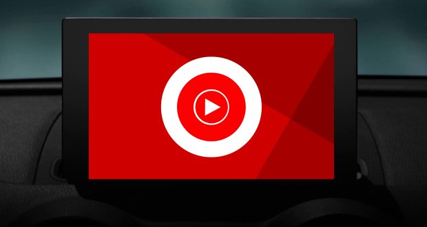 YouTube Music Android Auto