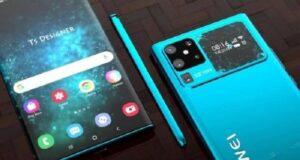 Huawei P50 concept