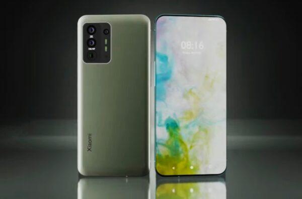 Xiaomi Mi 11 concept