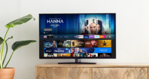 Amazon Fire Tv UI novità