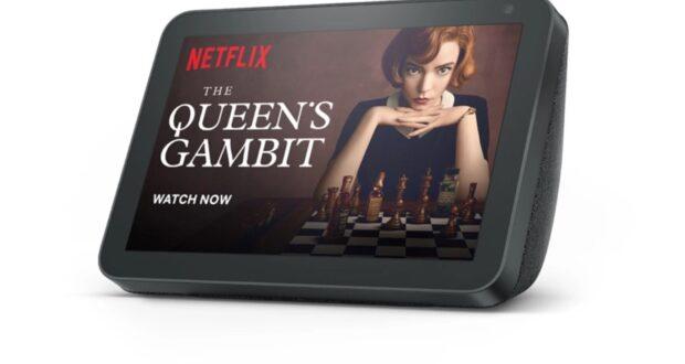 Netflix arriva sui dispositivi Echo Show grazie ad Alexa