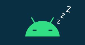 Android 12 app ibernazione