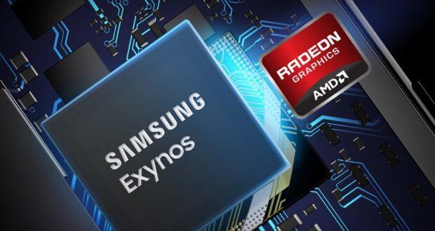 Samsung Exynos 2200 AMD