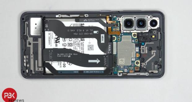 Samsung-Galaxy-S21-5G-teardown