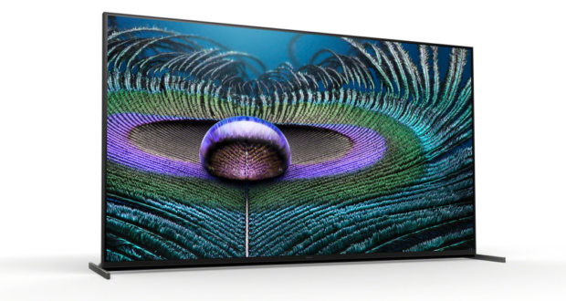 Sony Bravia XR TV 2021 Google TV