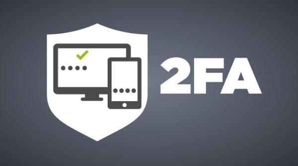 Autenticazione a due fattori 2FA