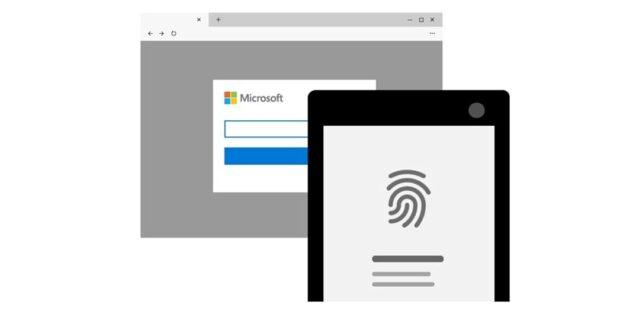 Microsoft Authenticatror autofill password