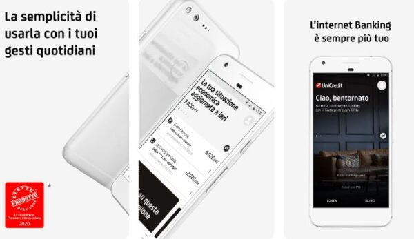 Mobile Banking UniCredit Huawei AppGallery