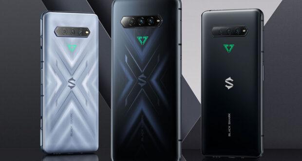 Black Shark 4 e Black Shark 4 Pro ufficiali | Android Blog ...