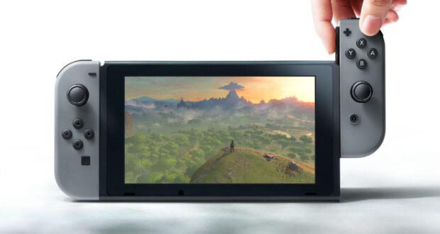 Nintendo Switch Qualcomm console