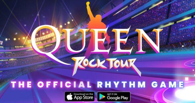 Queen Rock Tour gratis Android