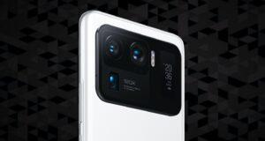 Xiaomi Mi 11 Ultra Ceramic White
