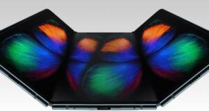Samsung Galaxy Z Tab concept